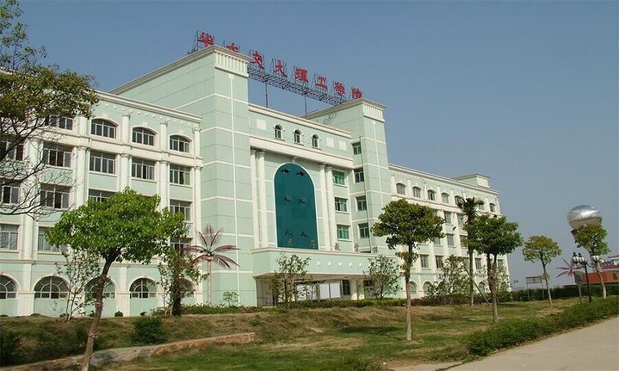 华东交通大学教学楼