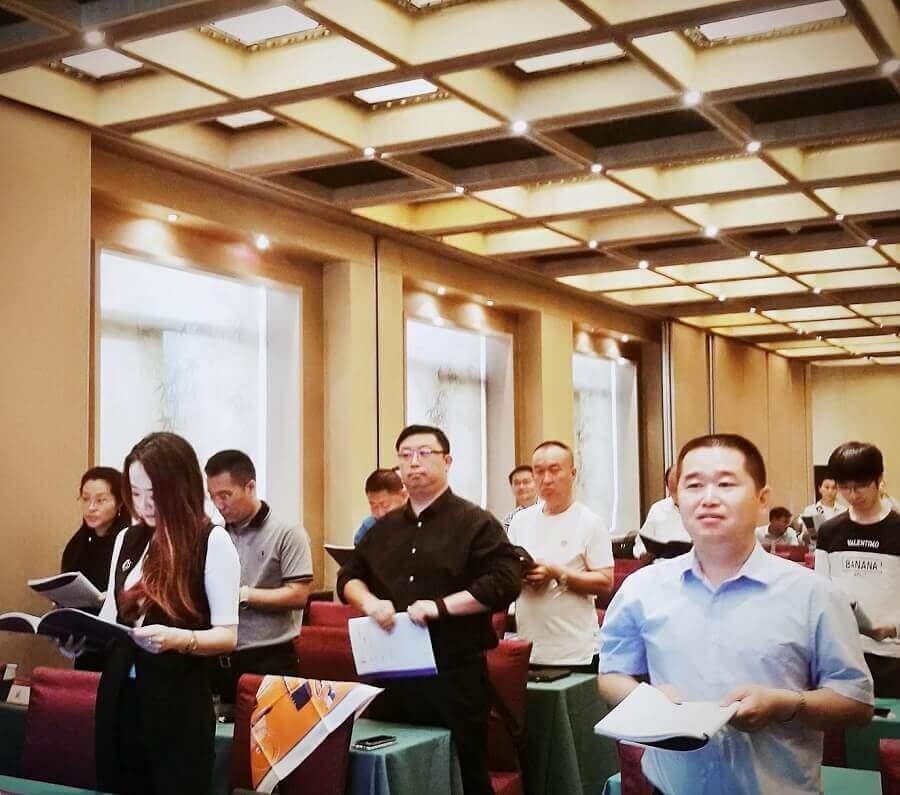 北京大学商业领袖EMBA课程班上课集锦