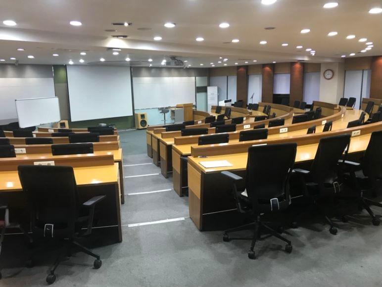 首尔科学综合大学院大学教室一览