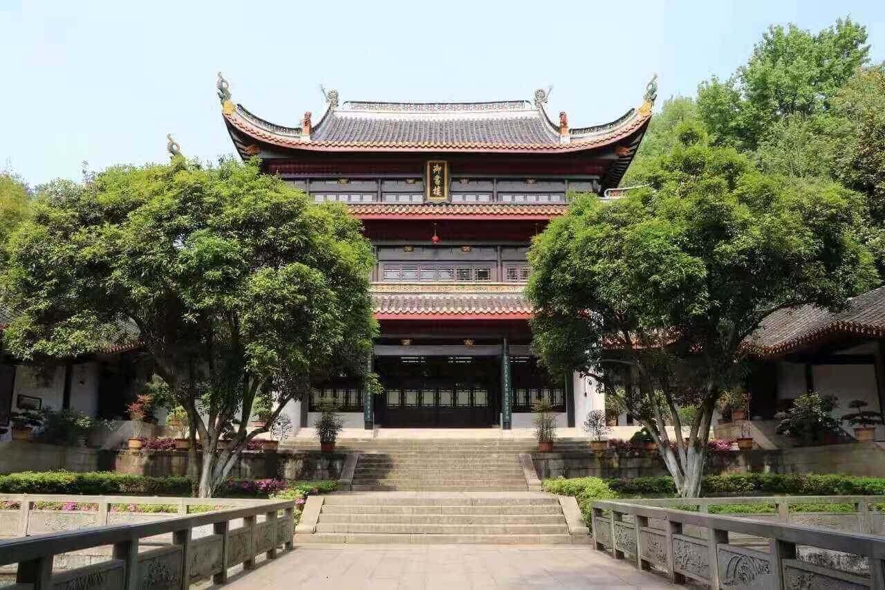 湖南大学御书楼
