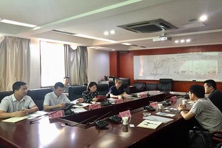 江西财经大学MBA教育学院宁亮院长到访正邦集团