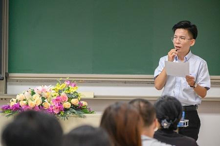 中国科学院大学2020级MEM新生开学典礼