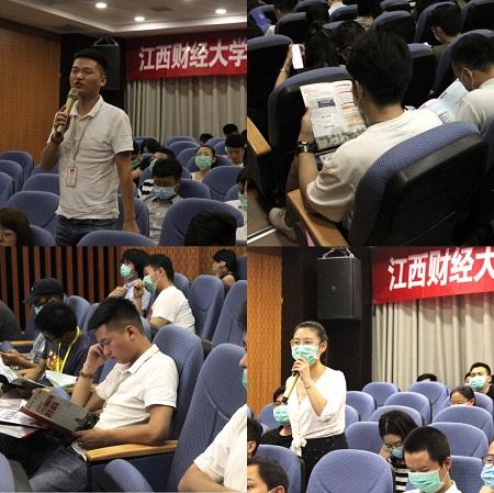江西财经大学MBA教育学院MBA/EMBA招生宣传工作进行时