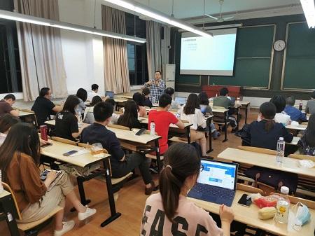 """上海交通大学开展MPA""""专家进课堂""""讲座活动"""